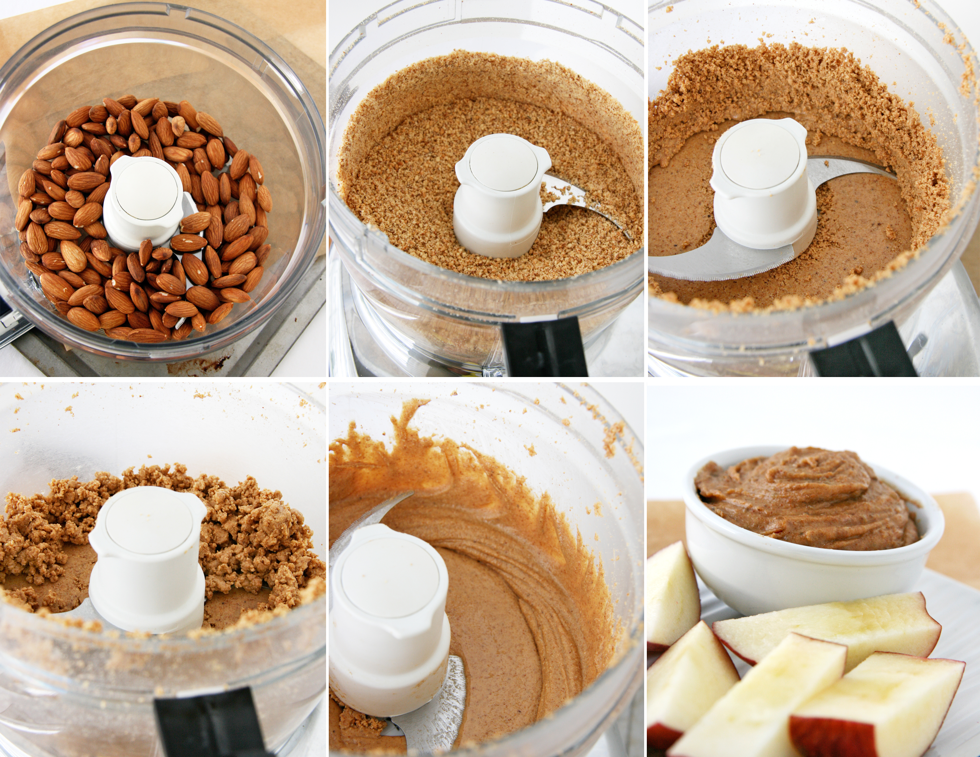 Homemade Almond Butter and Accidental Caramel-ish Dip | Natural ...