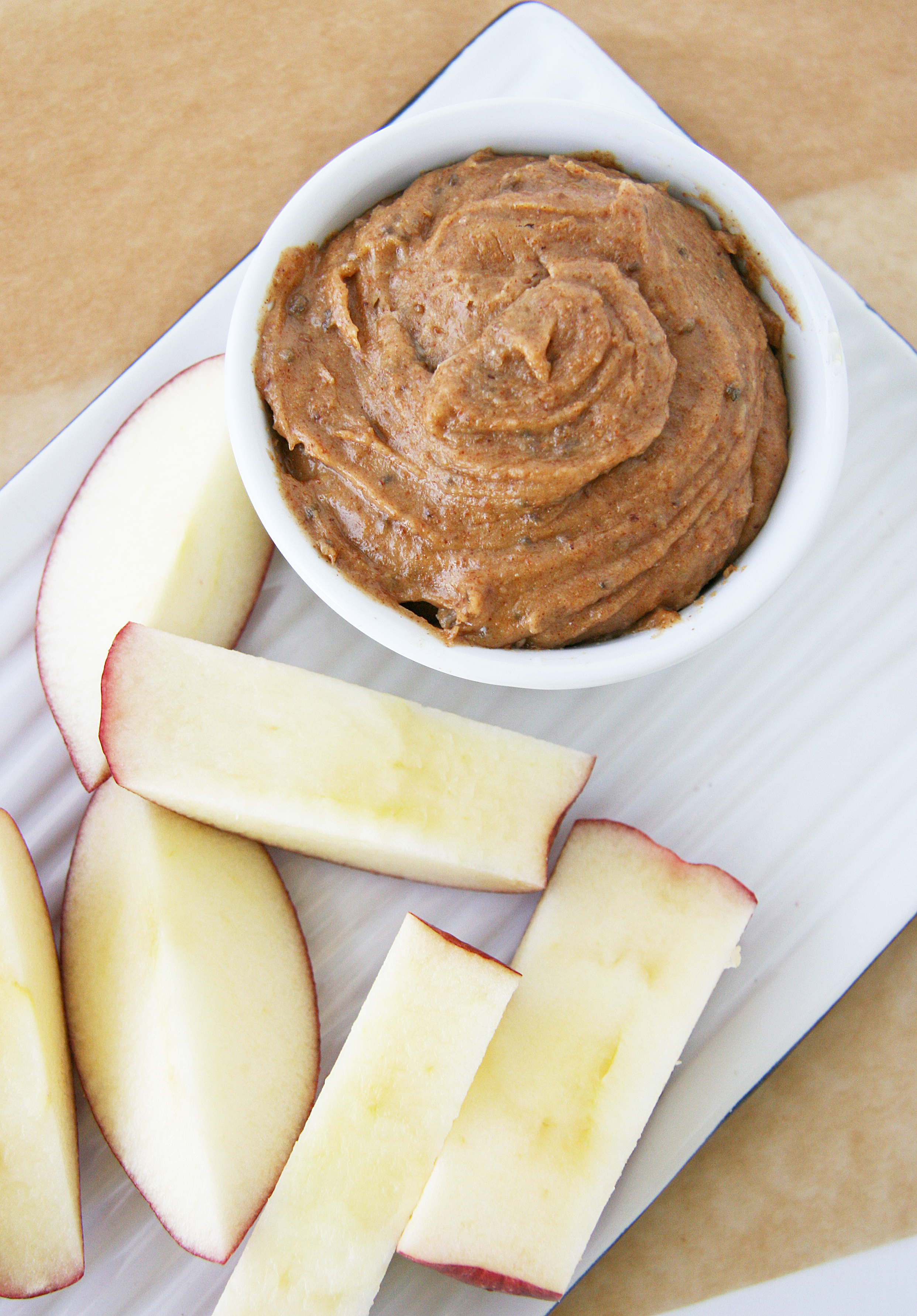 Homemade Almond Butter and Accidental Caramel-ish Dip ... Almond Butter