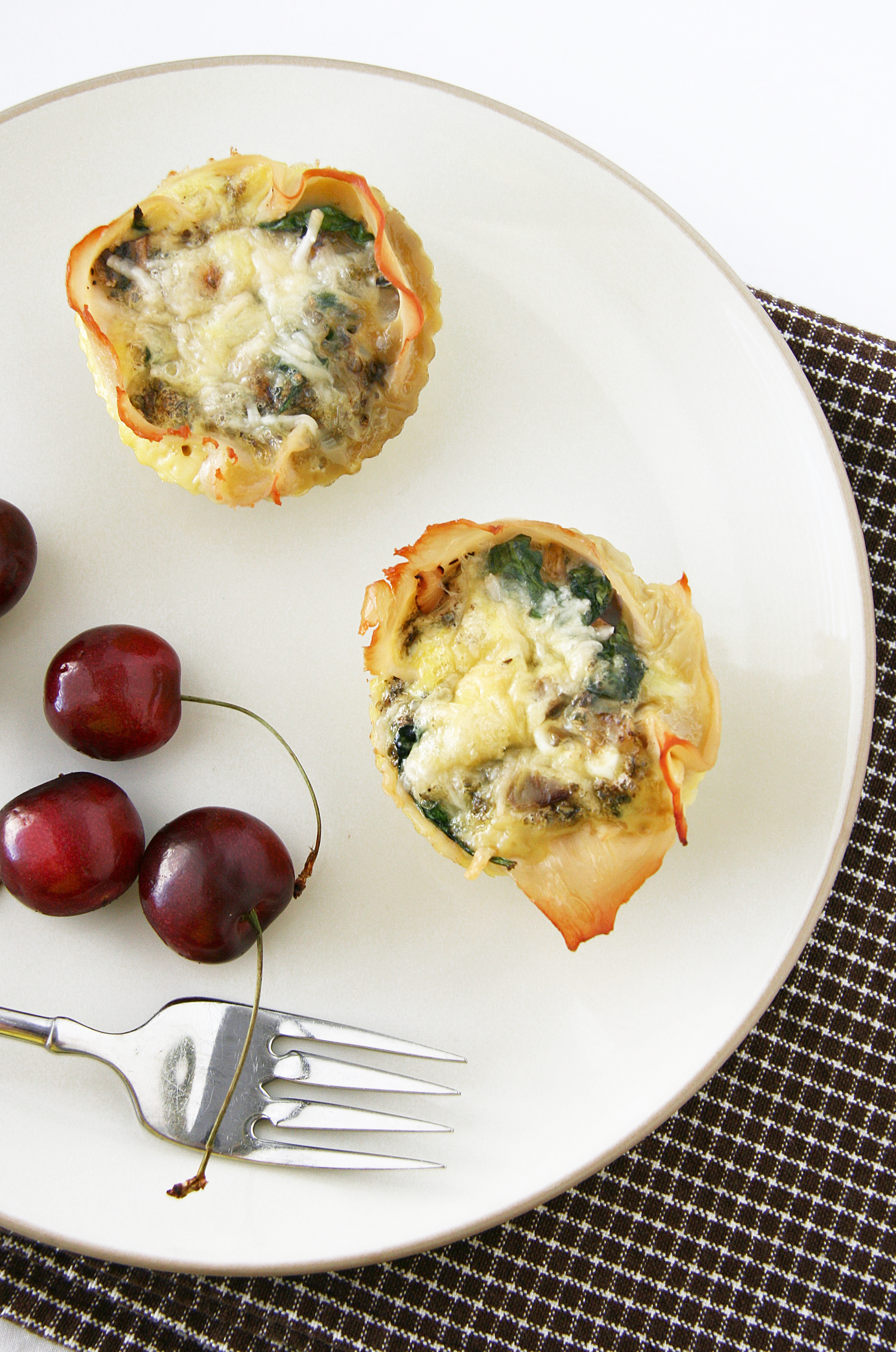 Italian-Style Baked Egg Cups | Natural Noshing