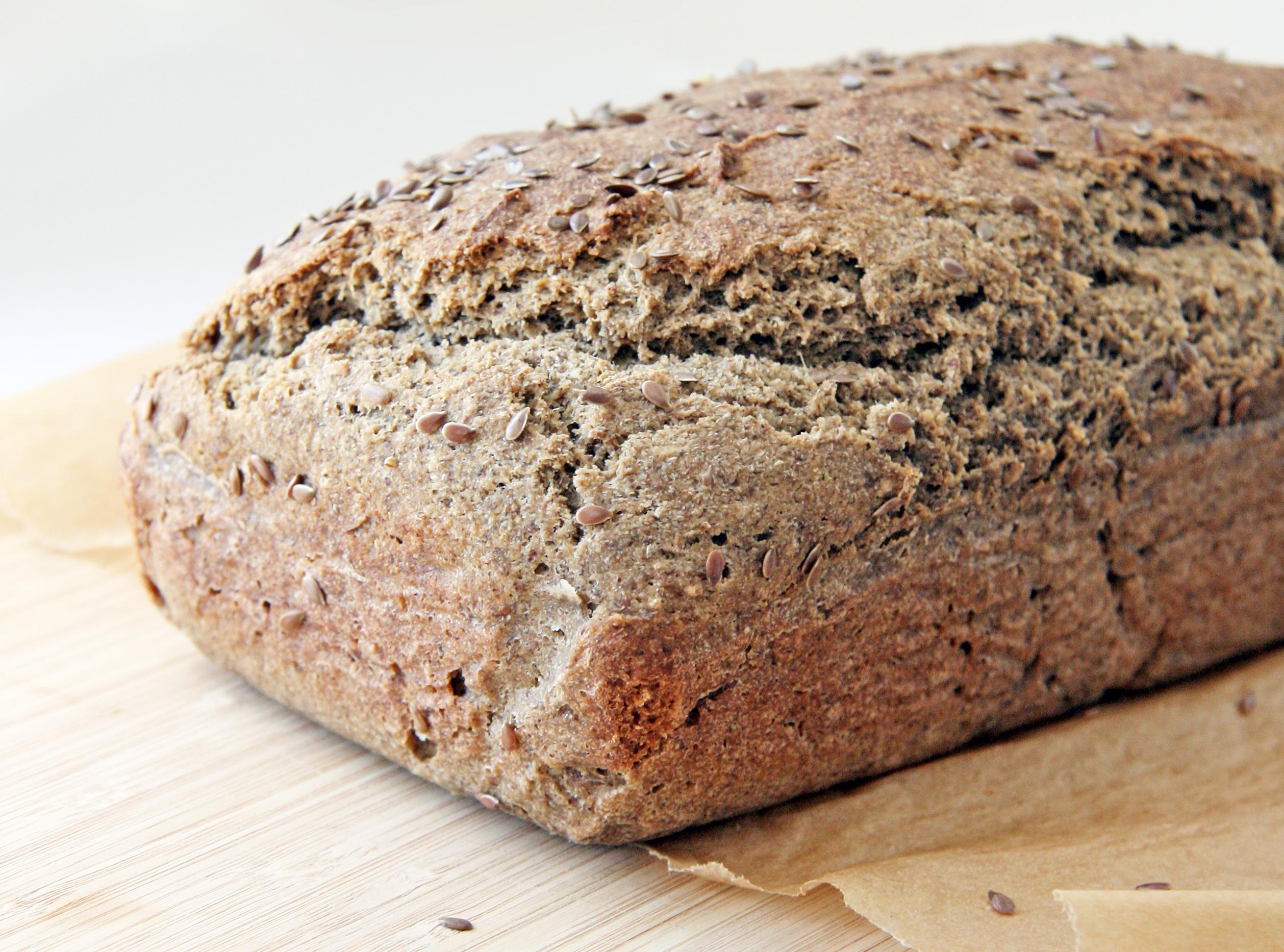 Gluten Free Sandwich Bread with Timtana | Natural Noshing