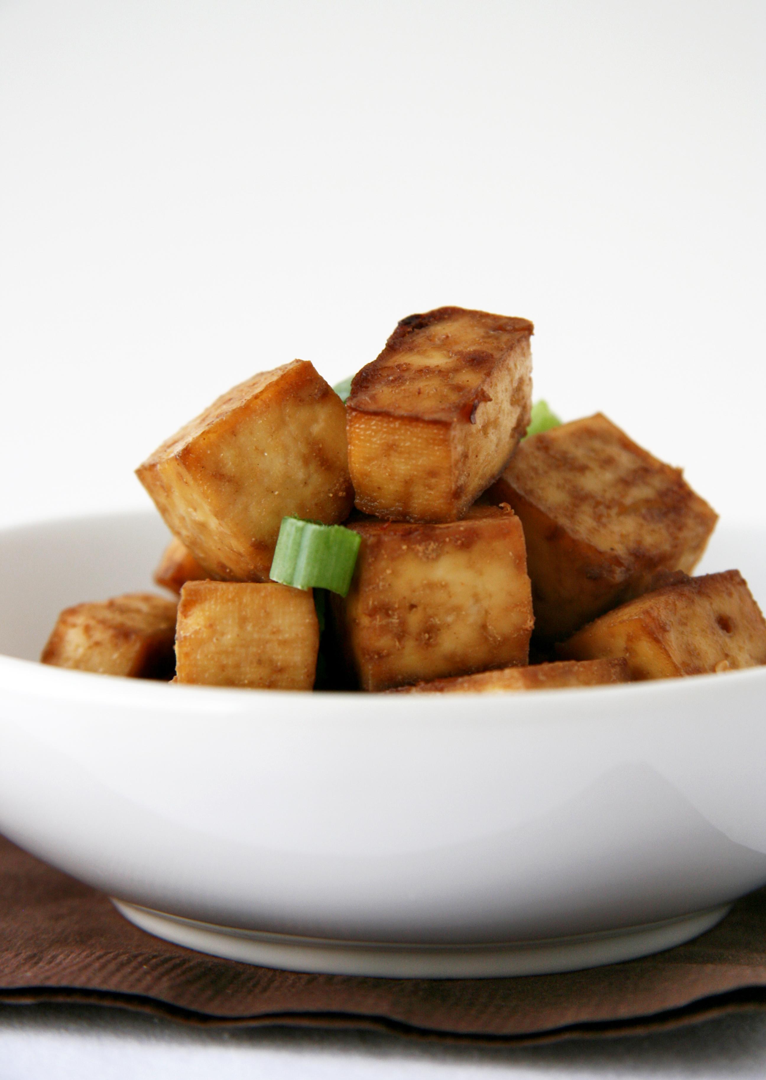 tofu baked