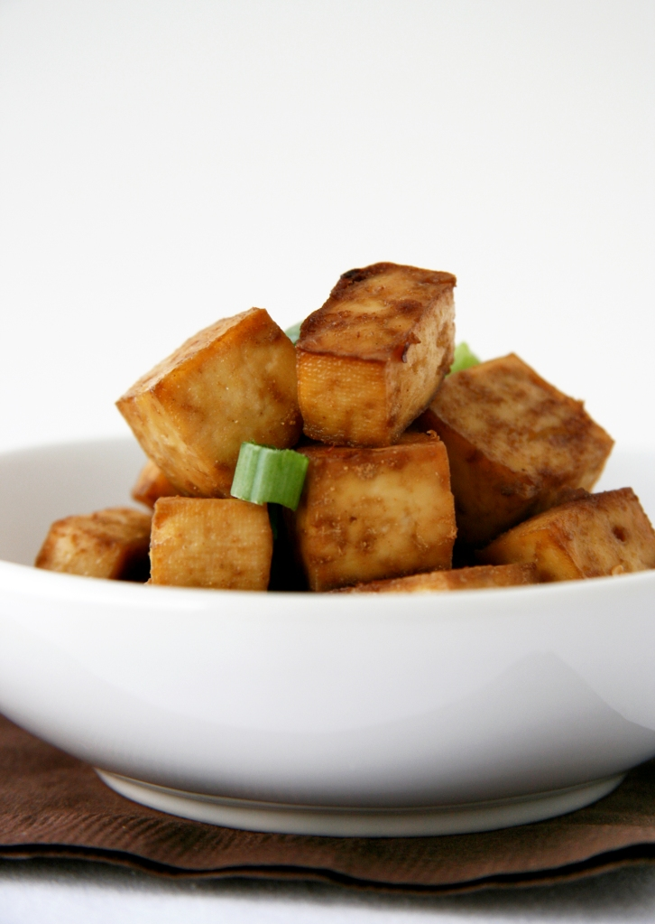 Easy Baked Tofu | Natural Noshing