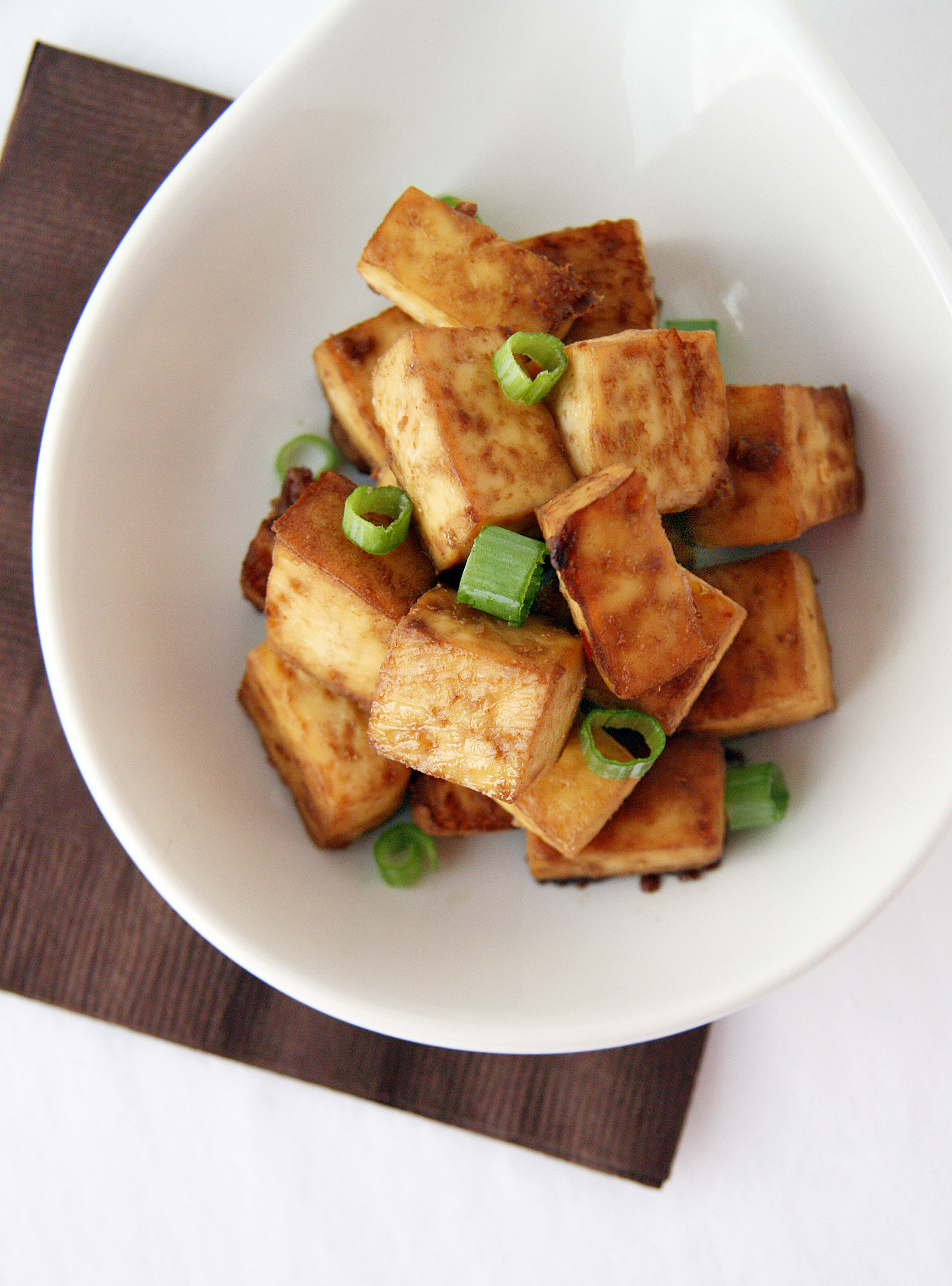 Easy Baked Tofu | Natural Noshing