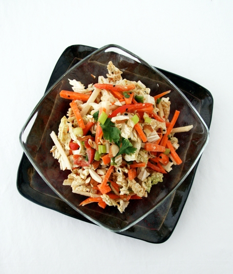 Coleslaw In Chinese-style Dressing Recipes — Dishmaps