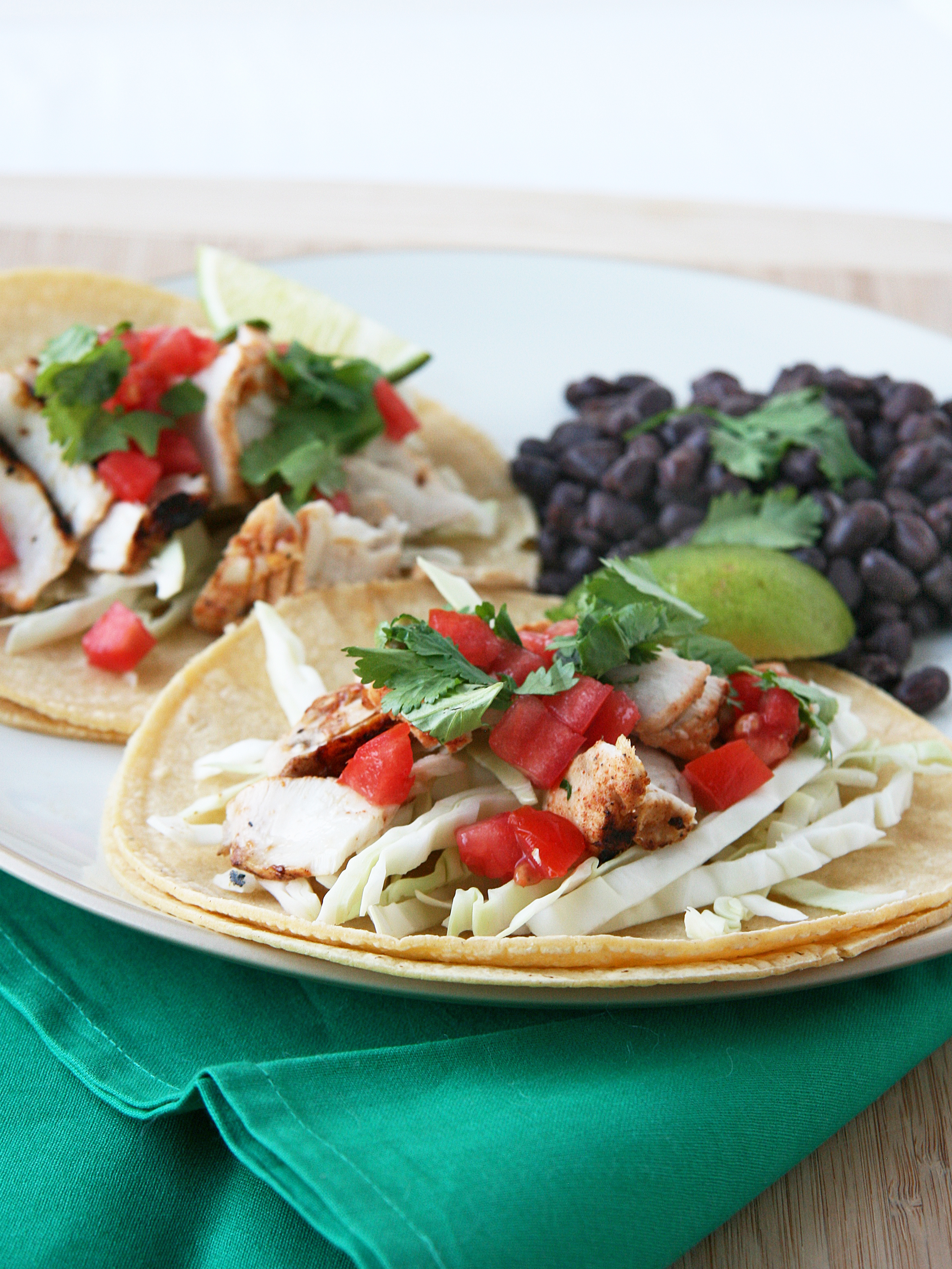 how to mae normal fish tacos