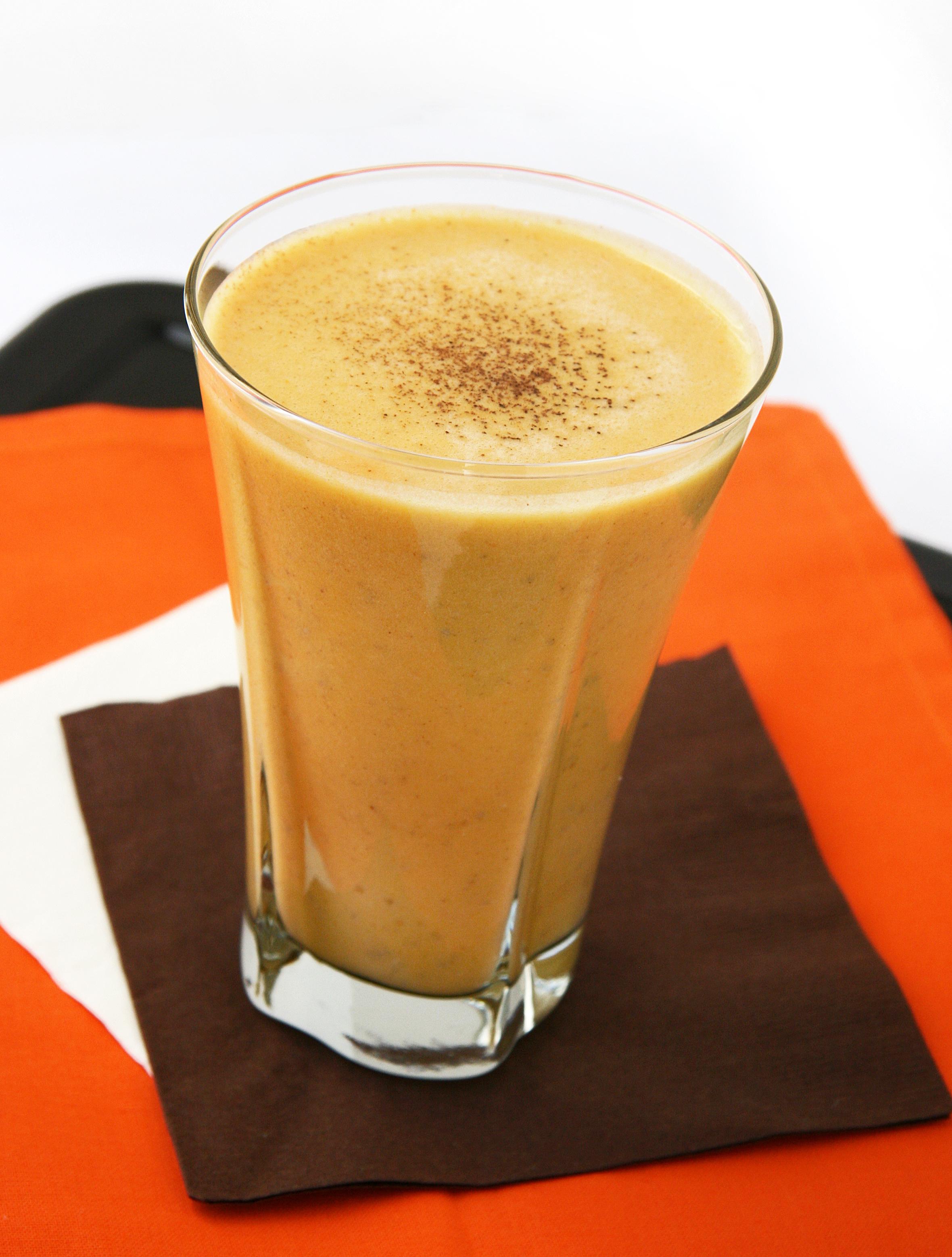Healthy Pumpkin Oatmeal Shake Recipes — Dishmaps