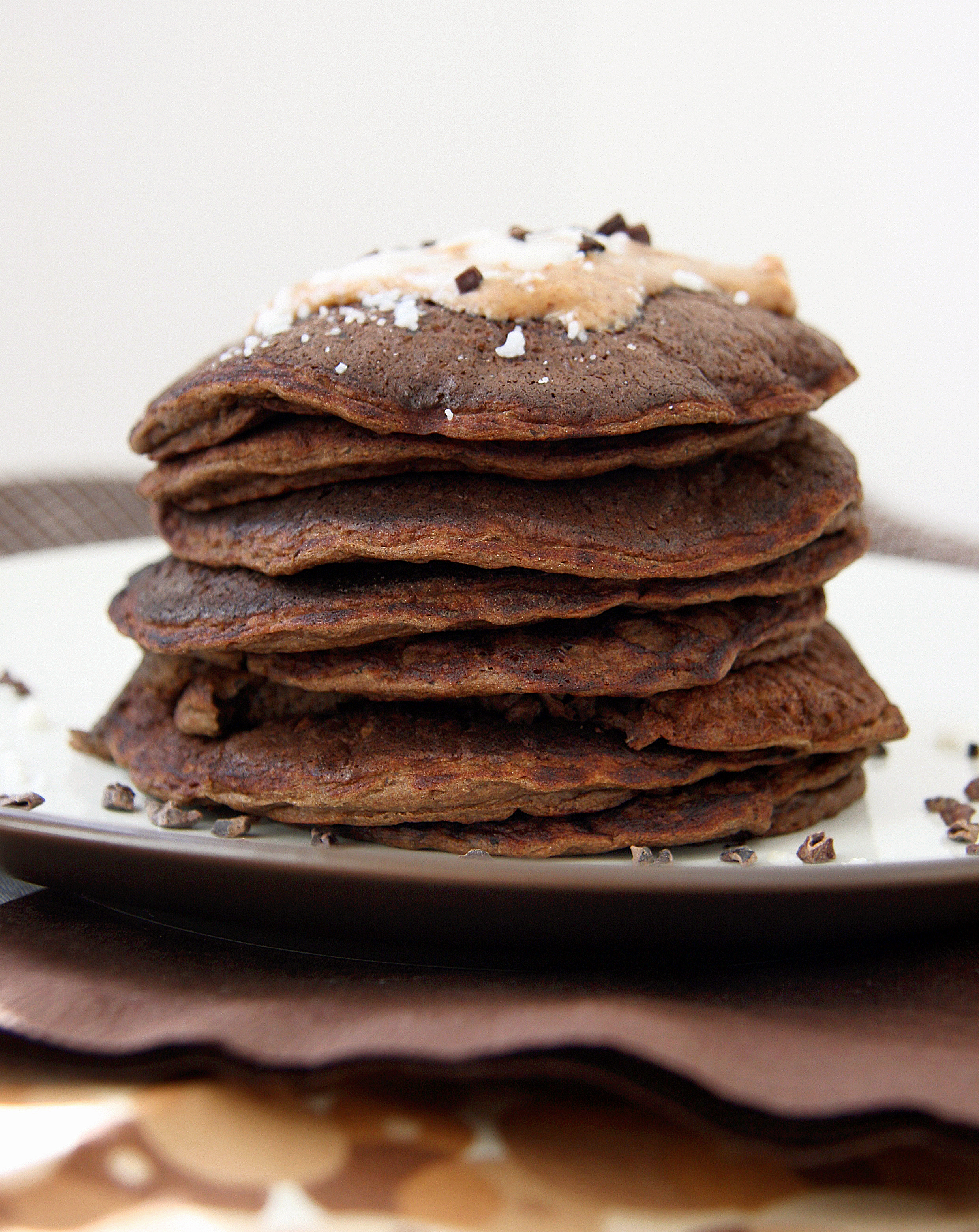 Who says you can't have chocolate for breakfast? I say go ahead ...