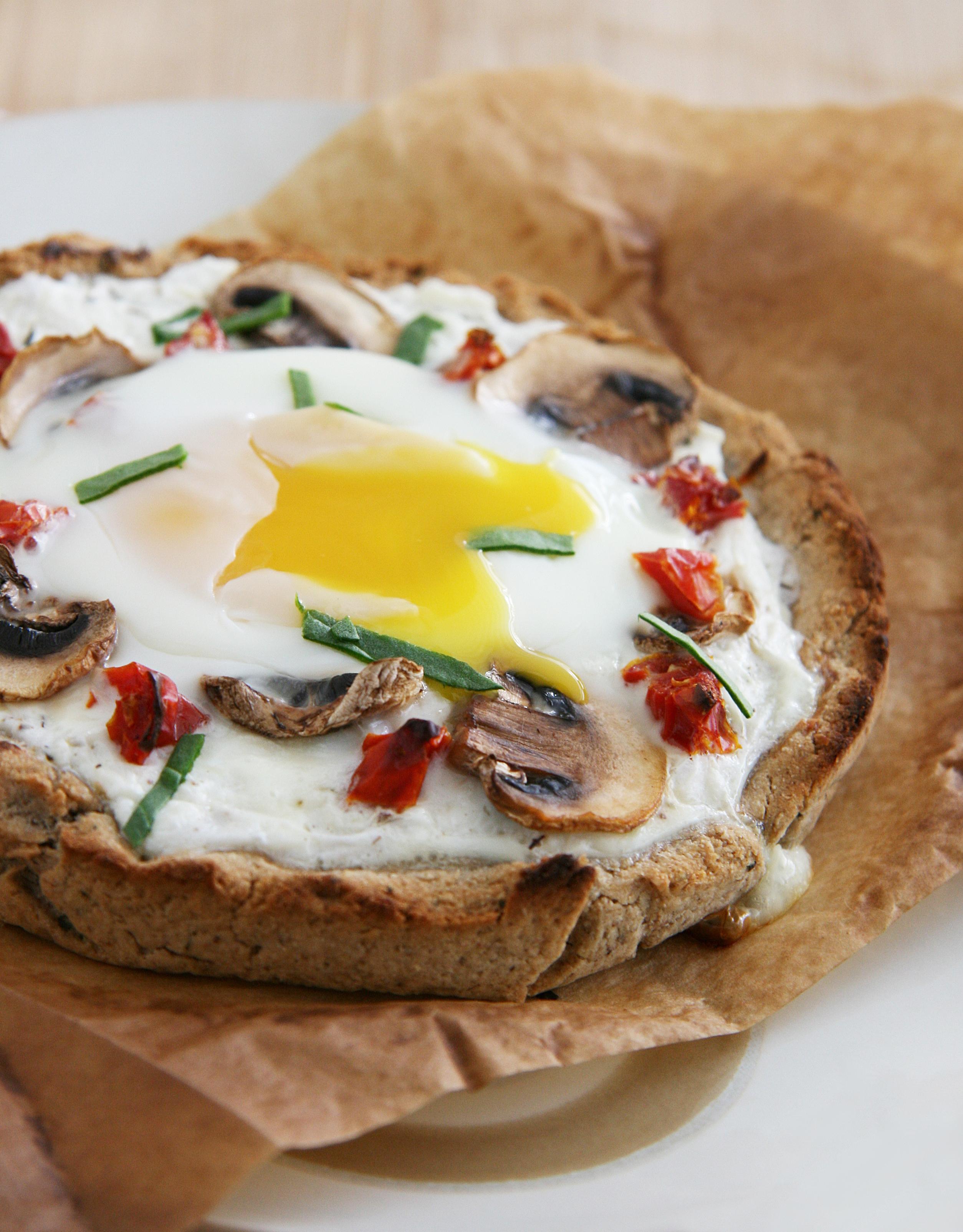 Italian breakfast pizza natural noshing for Italian breakfast