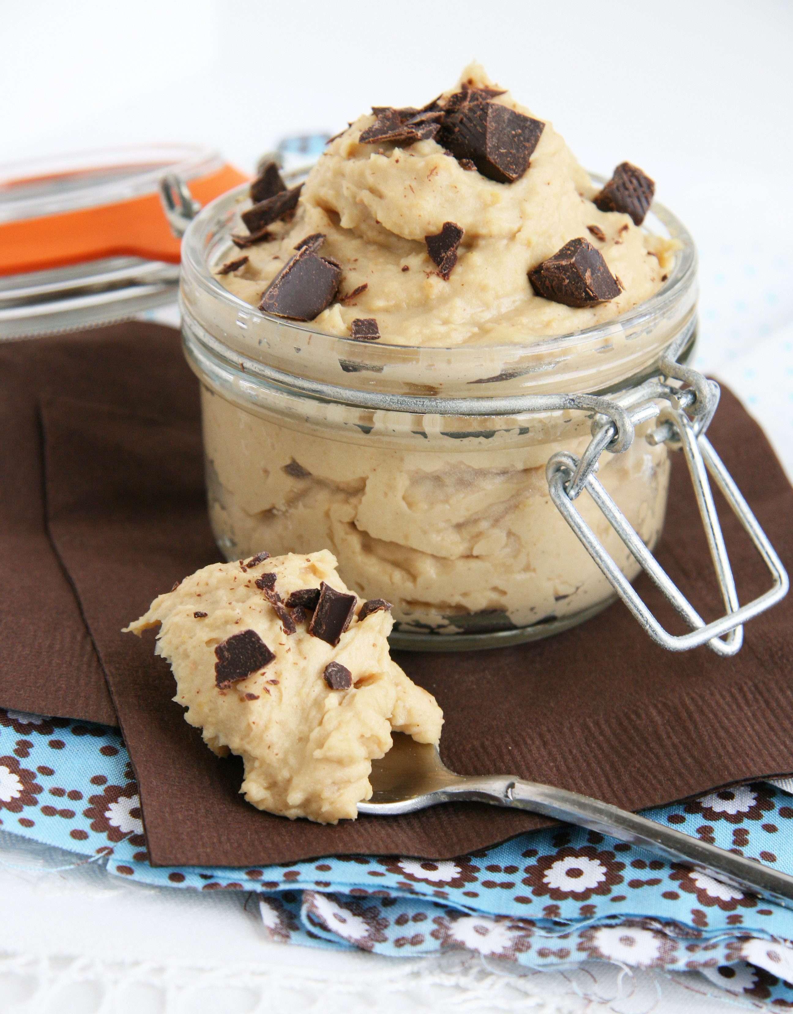 Cookie Dough Nut Butter & Double Cookie Dough Balls Recipes ...