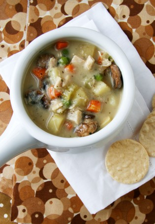 pot pie soup