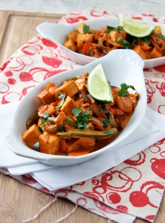 red curry tofu 1
