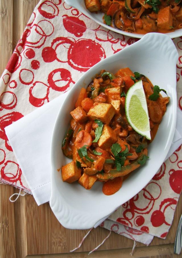 red curry tofu 2