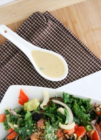 veggie chop salad dressing