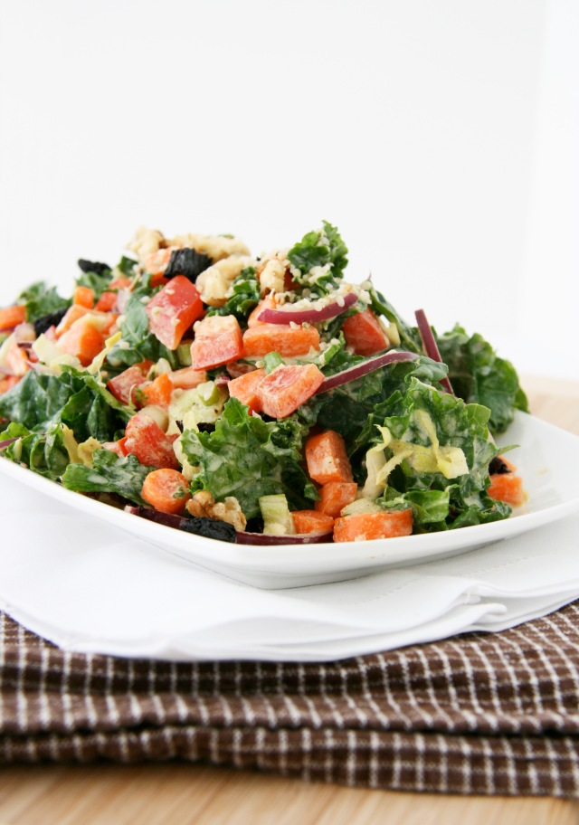veggie chop salad