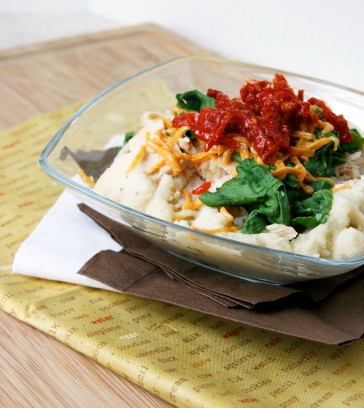 cauliflower mashed bowl 1