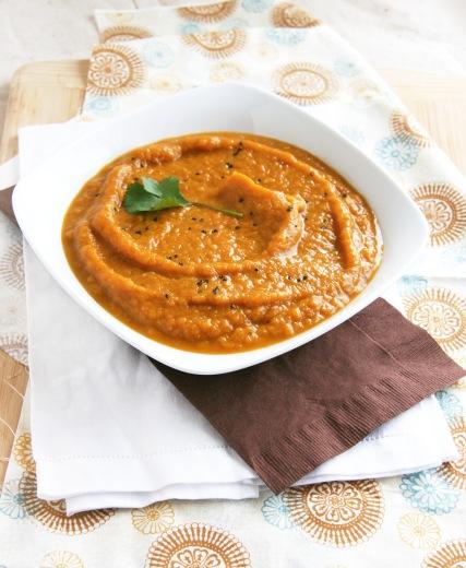 thai pumpkin soup1