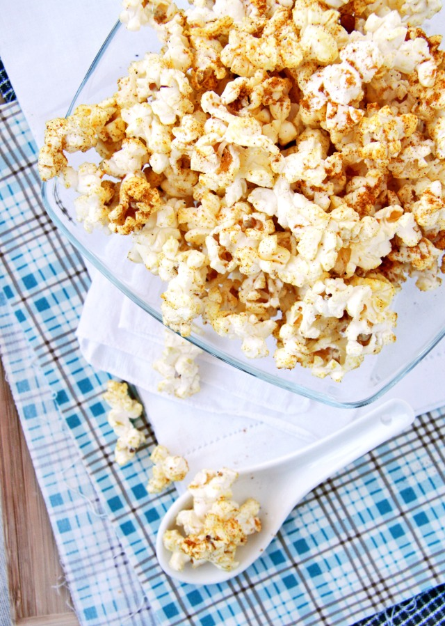 bombar coconut curry popcorn