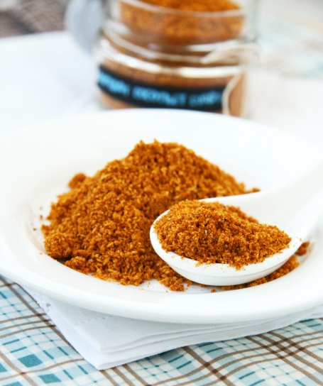 bombar coconut curry spice mix