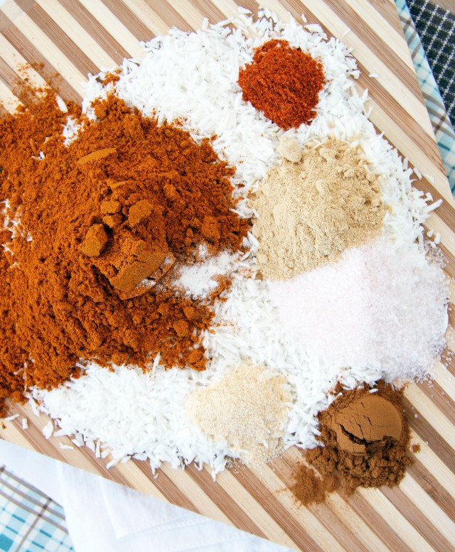 bombar coconut curry spices