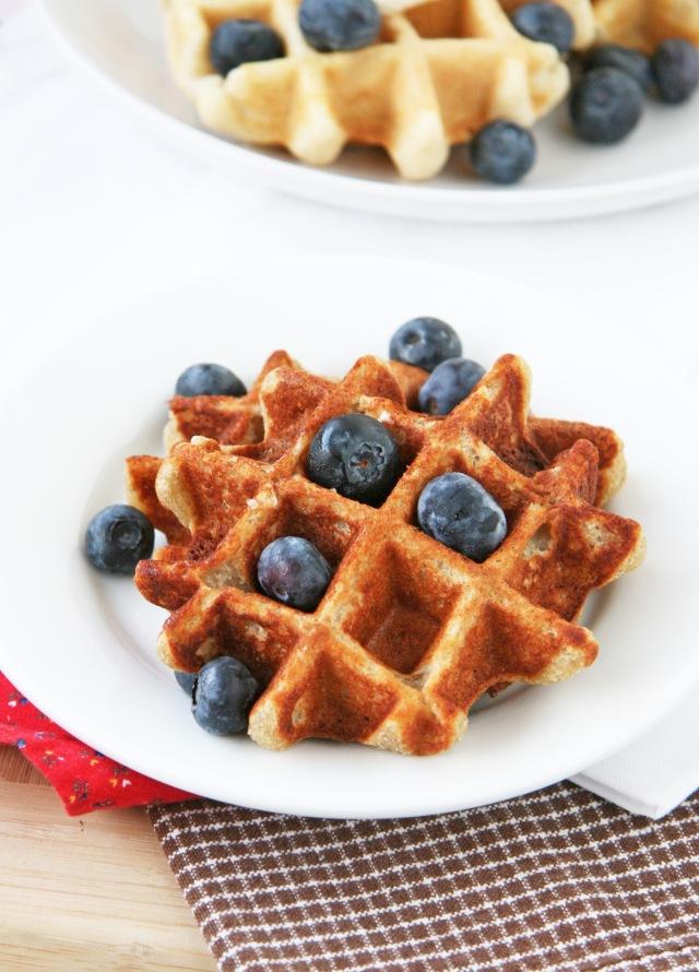 Grain-free waffles aip1