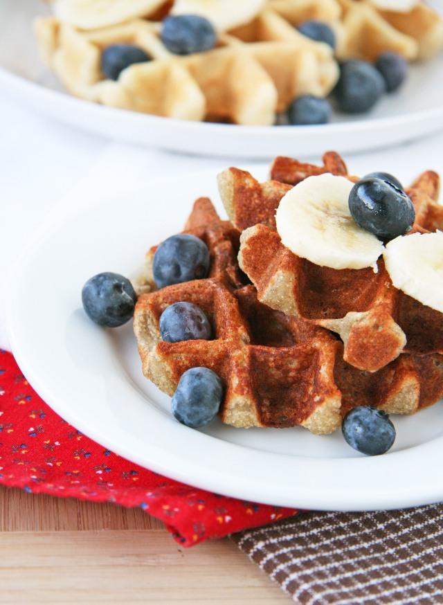 Grain-free waffles aip2
